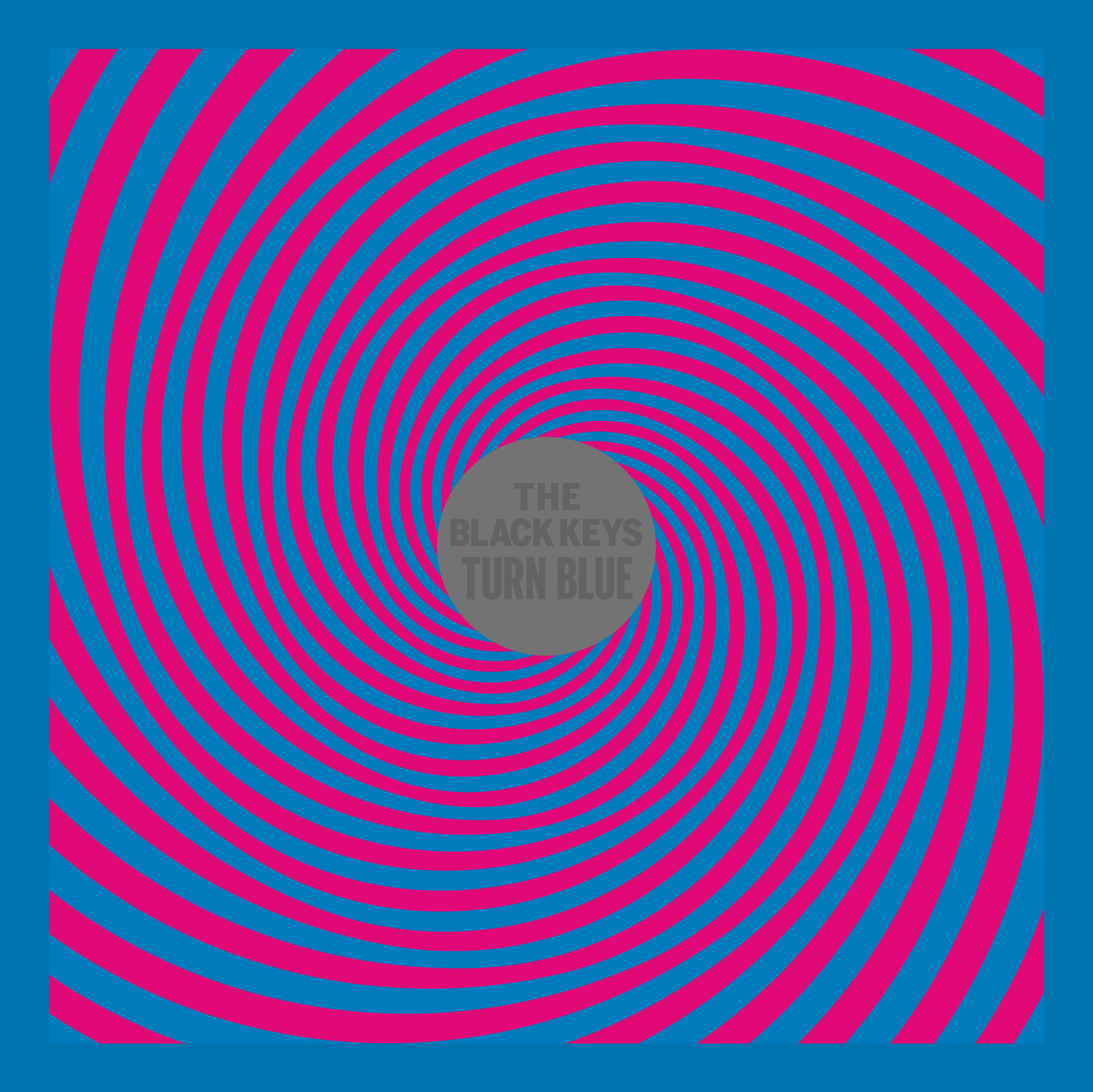 Turn Blue-The Black Keys