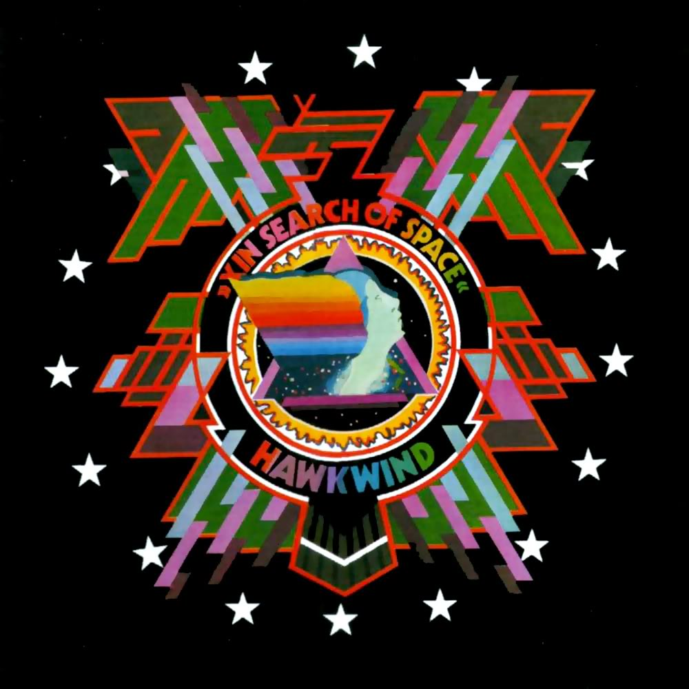 X In Search Of Space-Hawkwind