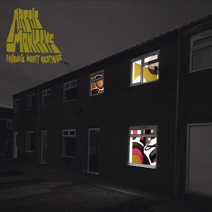 Favourite Worst Nightmare-Arctic Monkeys