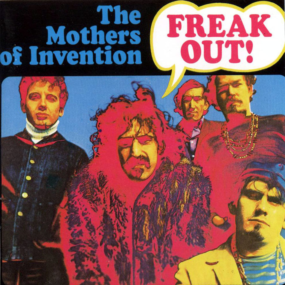 Freak Out-The Mothers of Invention