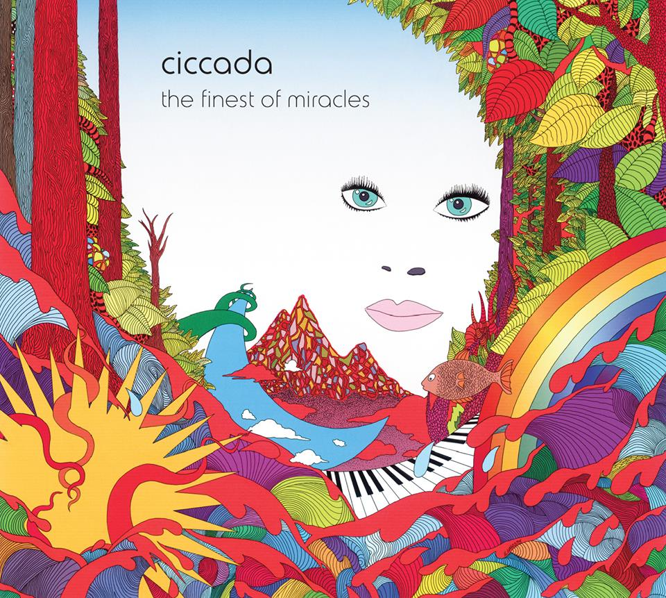 The Finest of Miracles-Ciccada