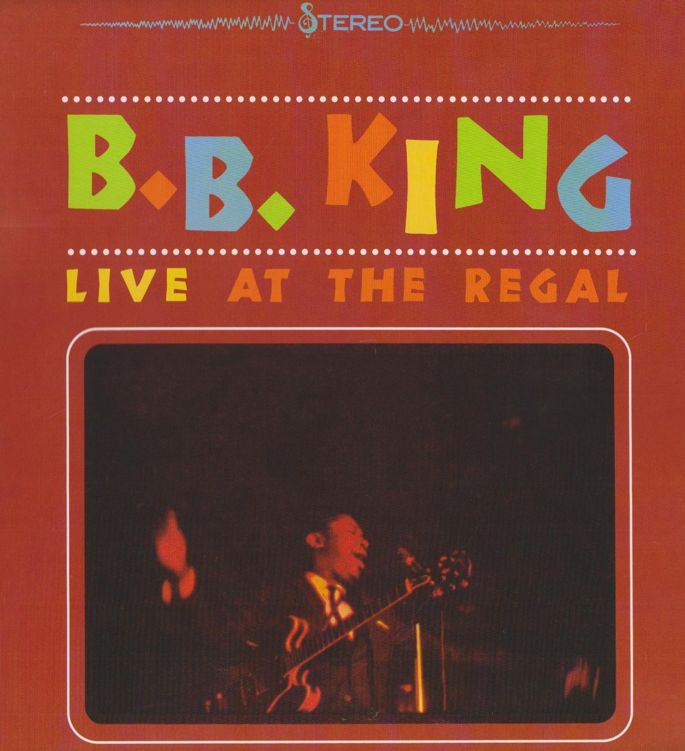 Live at the-Regal-B. B. King