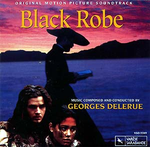 Black Robe-Georges Delerue