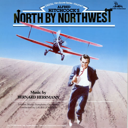 North By Northwest-Bernard Herrmann