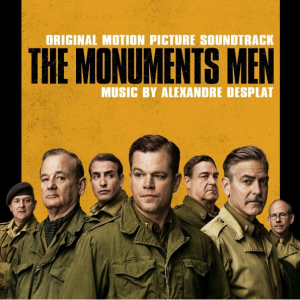 The Monuments Men-Alexandre Desplat