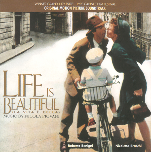 Life is beautiful-Nicola Piovani
