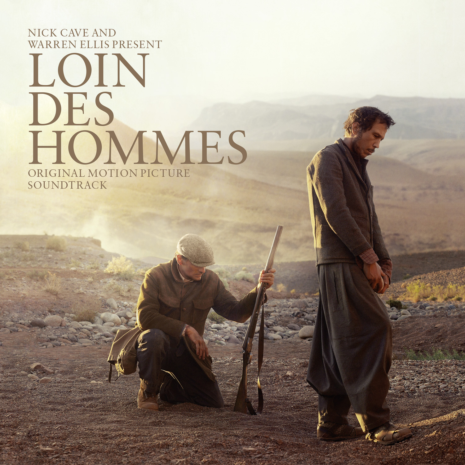 Loin Des Hommes-NickCave and Warren Ellis