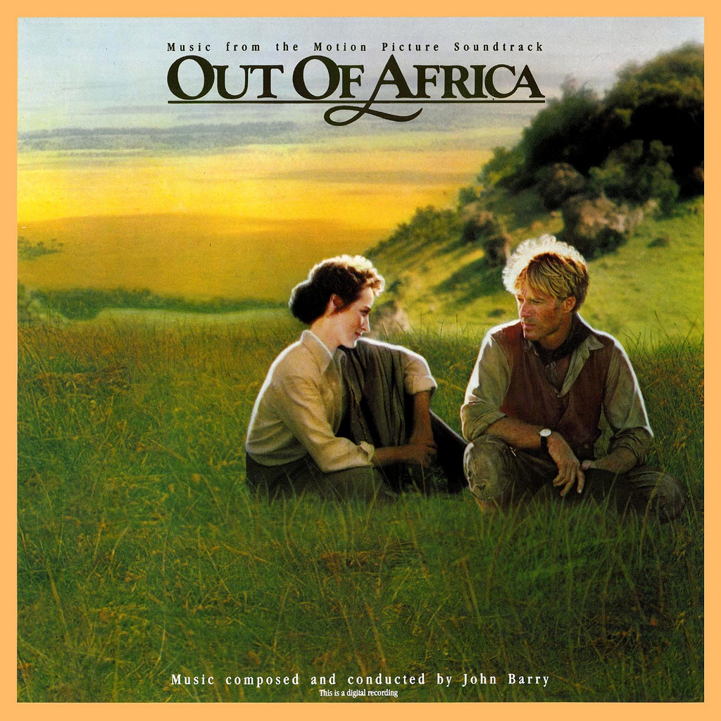 Out of Africa-John Barry