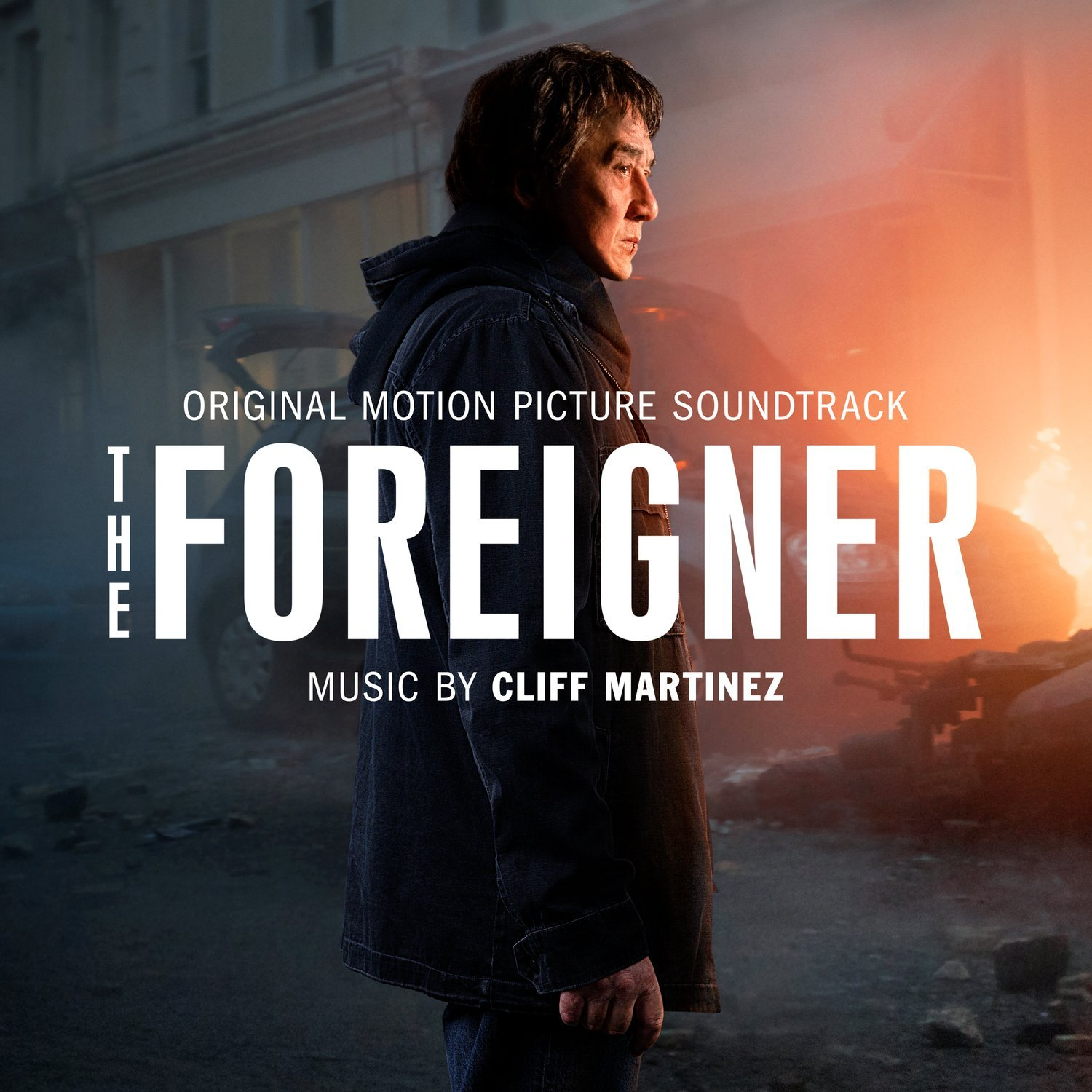 The Foreigner-Cliff Martinez