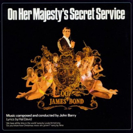 On Her Majestys Secret Service John Barry