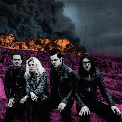 The Dead Weather Dodge and Burn
