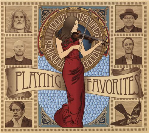 10000 Maniacs Playing Favorites
