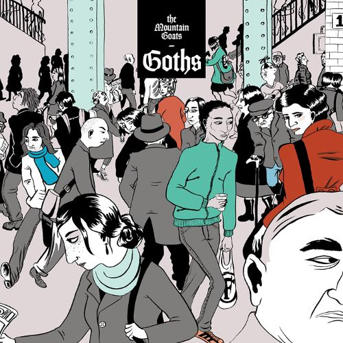 The Mountain Goats Goths
