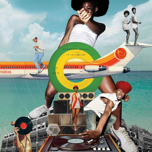 Thievery Corporation The Temple of I I