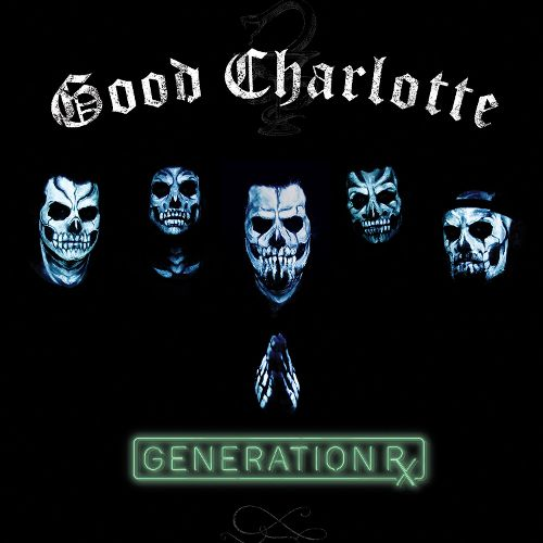 Good Charlotte Generation Rx