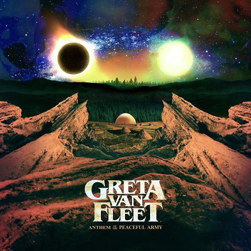 Greta Van Fleet Anthem of the Peaceful Army