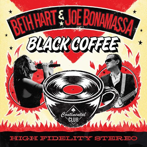 Joe Bonamassa Beth Hart Black Coffee
