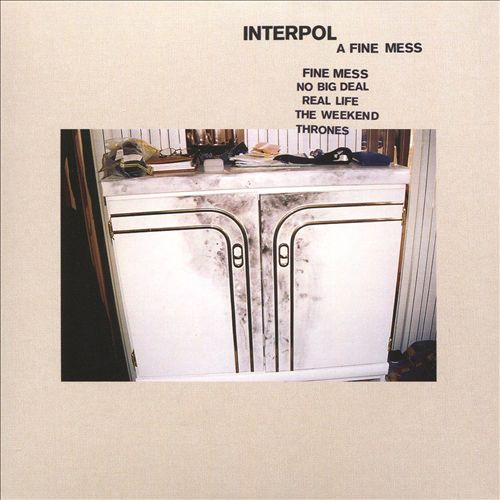 Interpol A Fine Mess