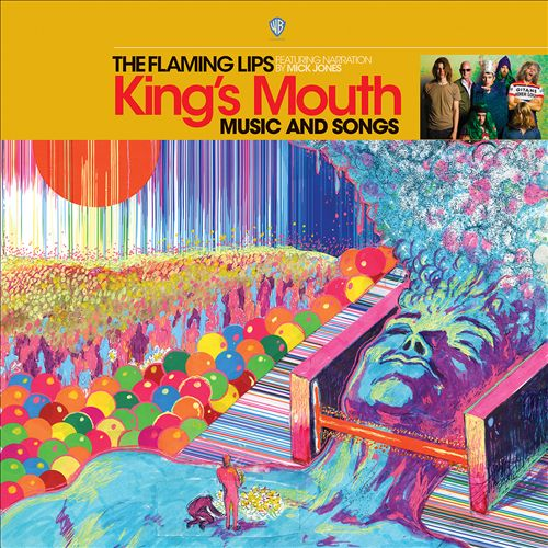 The Flaming Lips Kings Mouth Music and Songs