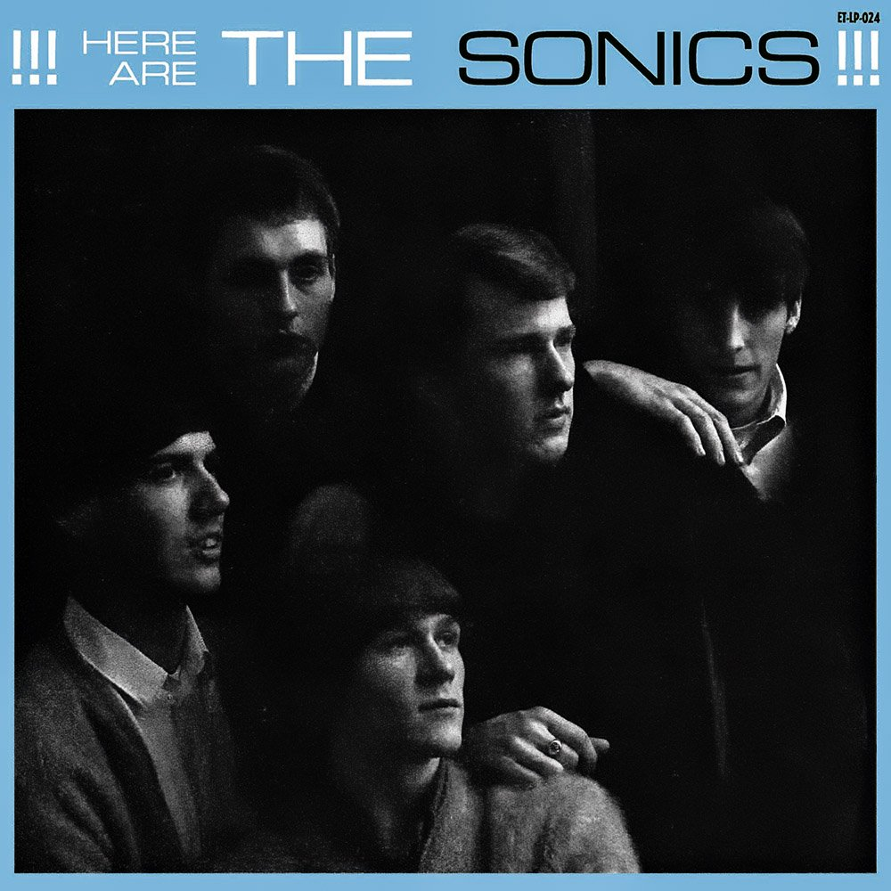 The Sonics Here Are the Sonics