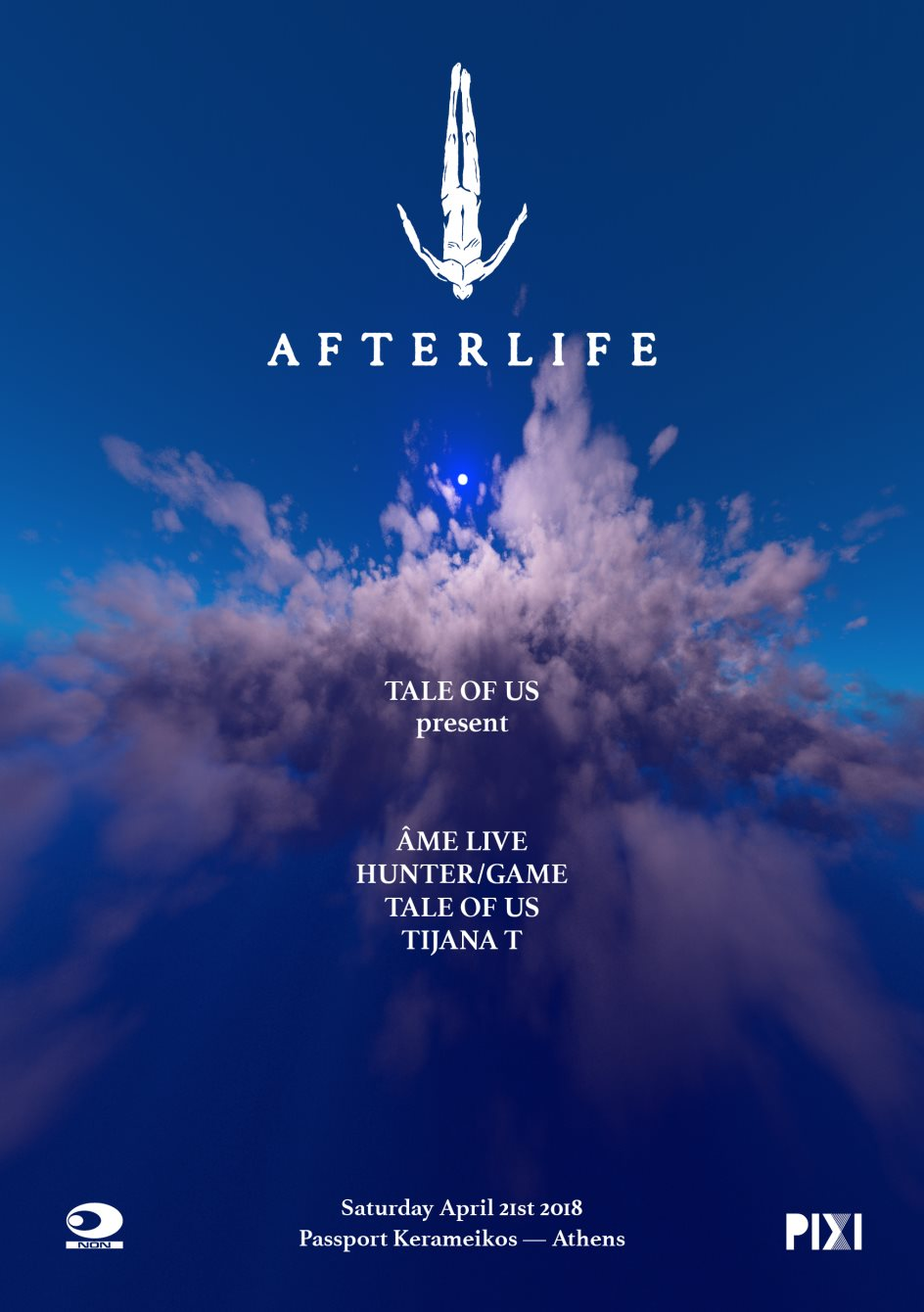Afterlife Athens 2018