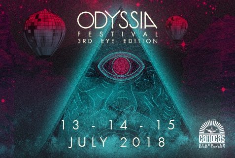 Odyssia Festival 3rd Eye Edition 2018